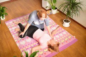 Йога-массаж (МНУШИ)