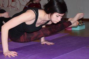 Курс Йога интенсив для практикующих
